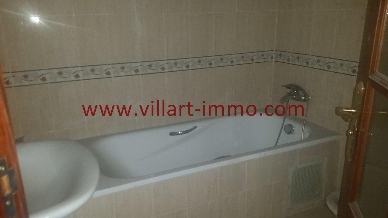 8-Vente -Appartement-Tanger-Castilla-Salle de bain-VA547