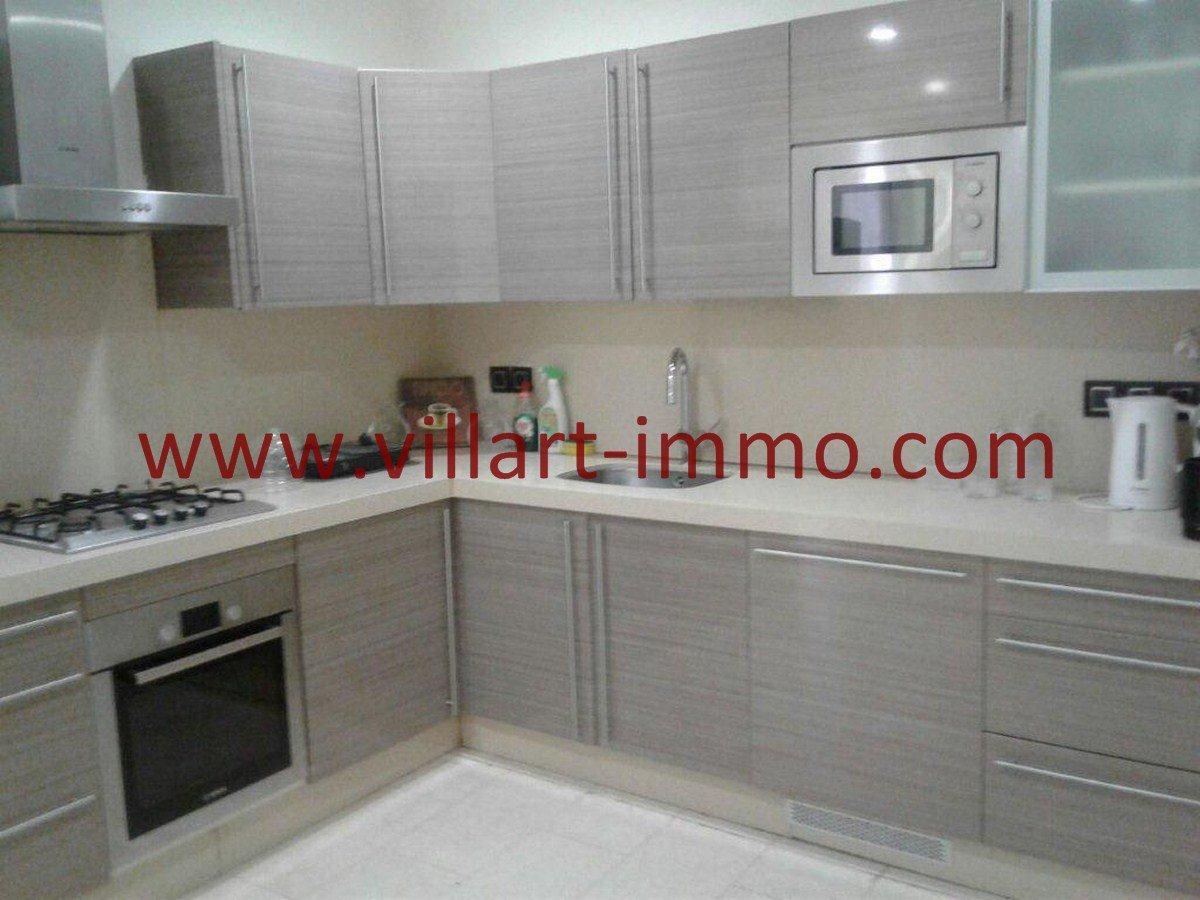 8-Vente-Appartement-Tanger-Hopitale espagnole-Cuisine -VA552-Villart Immo