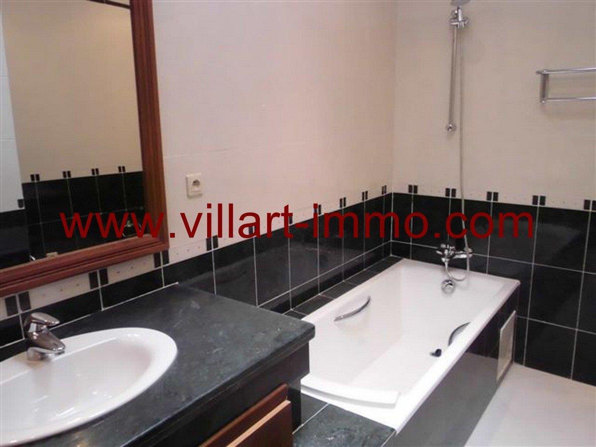 9-Vente -Appartement-Tanger-Boubana-Salle de bain 2-VA124