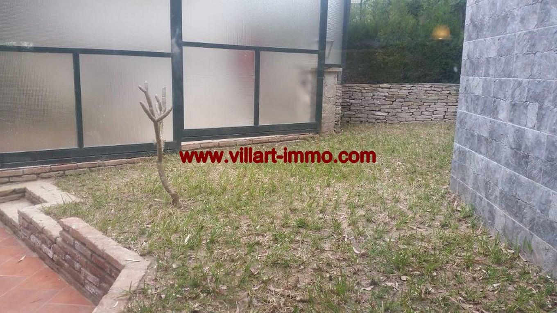 10-Location- Appartement-Meublé-Bouban-Jardin-Agence immobiliere-L1099