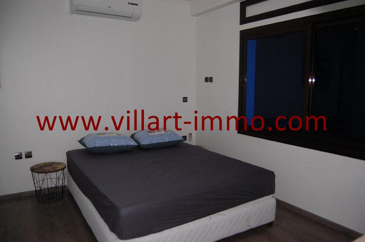6-Location-Tanger-Appartement meublé-Malabata-Chambre2-L1034