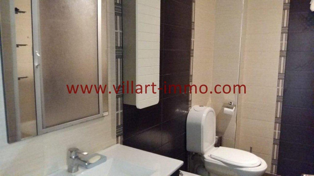 8-Vente-Appartement-Tanger-Centre ville-Salle de bain-VA555-Villart Immo