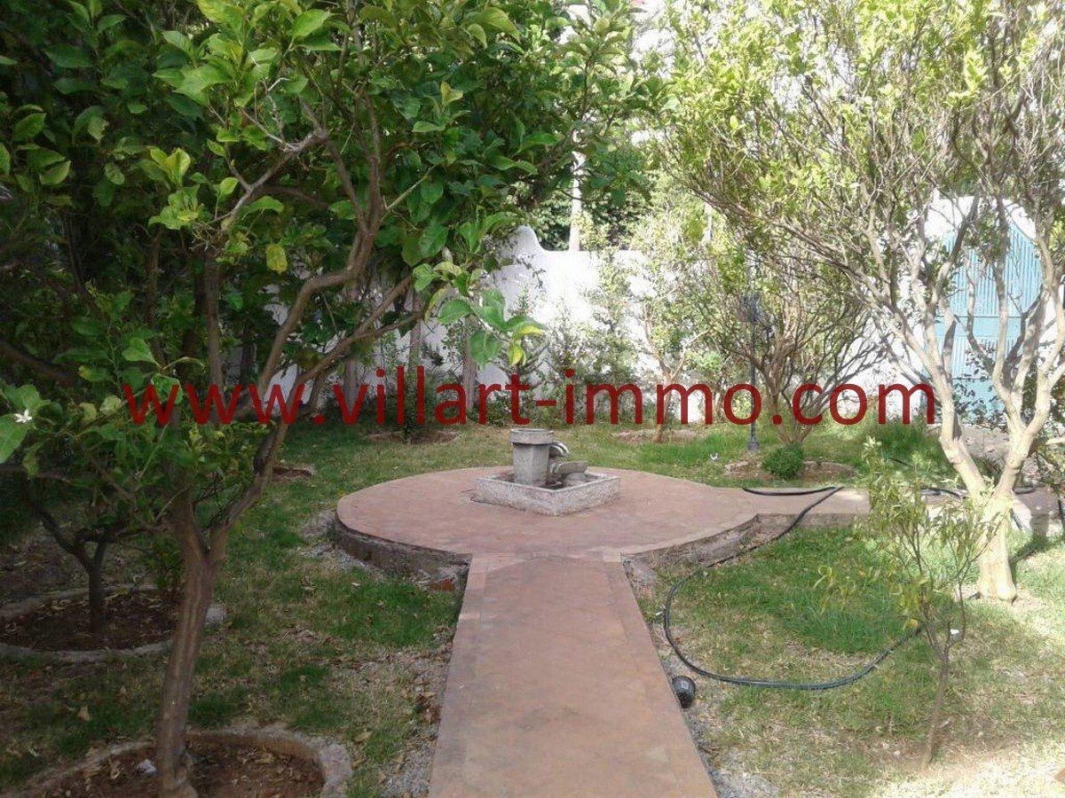 13-Vente-Villa-Tanger-Jardin 2-VV561-Villart Immo