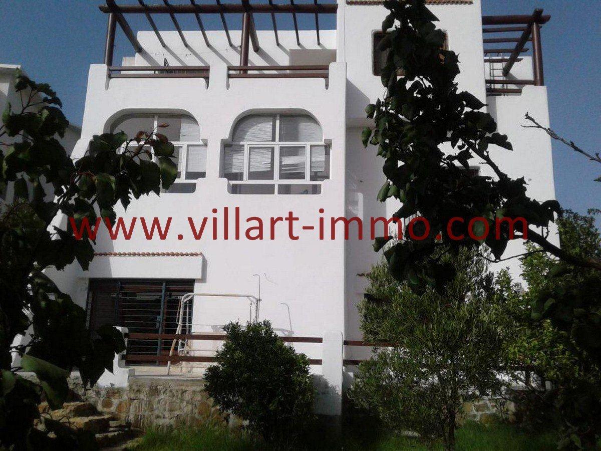 14-Vente-Villa-Tanger-Façade-VV561-Villart Immo