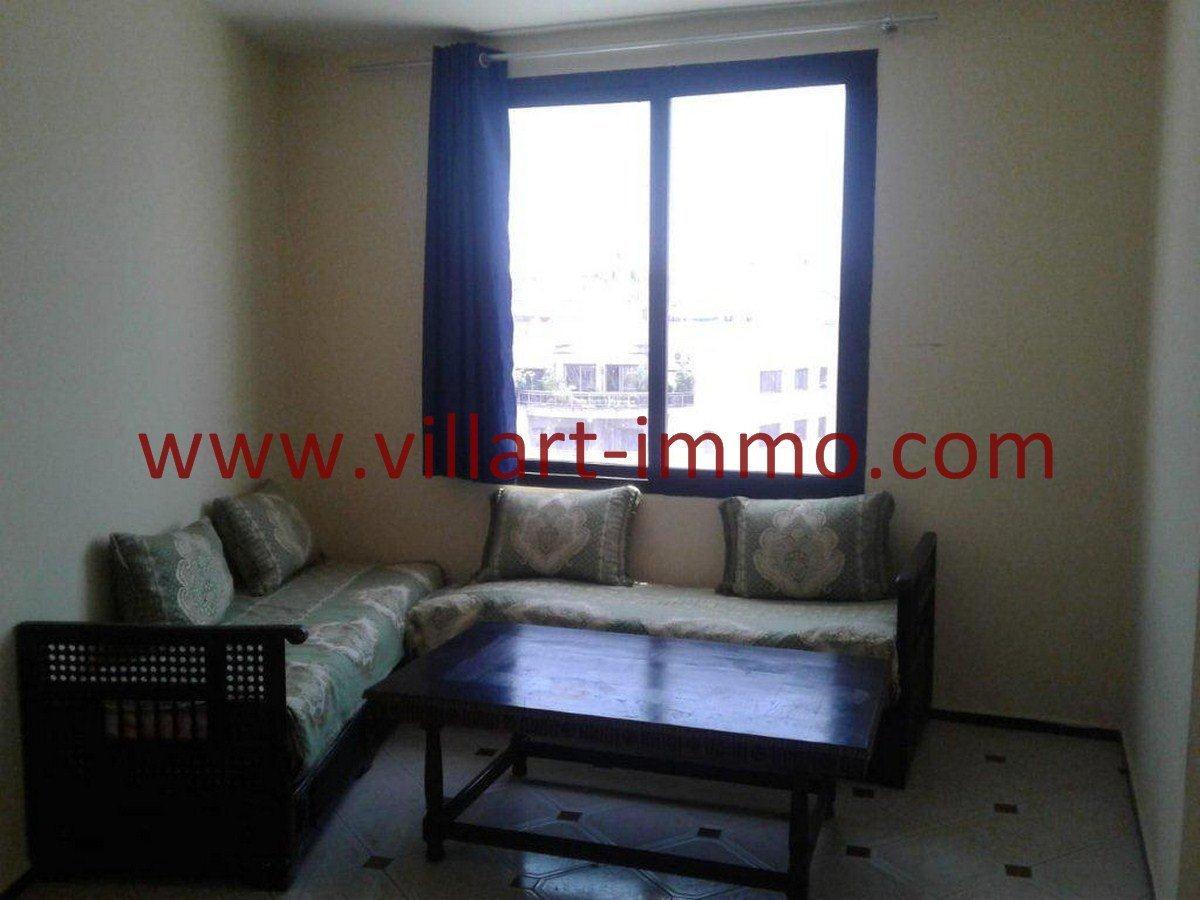 4-Vente-Appartement-Tanger-Centre-Chambre à coucher 2 -VA558-Villart Immo