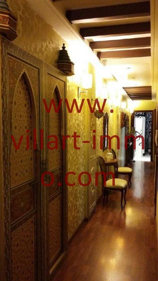 5-Vente-Appartement-Tanger- entrée-VA560-Villart Immo