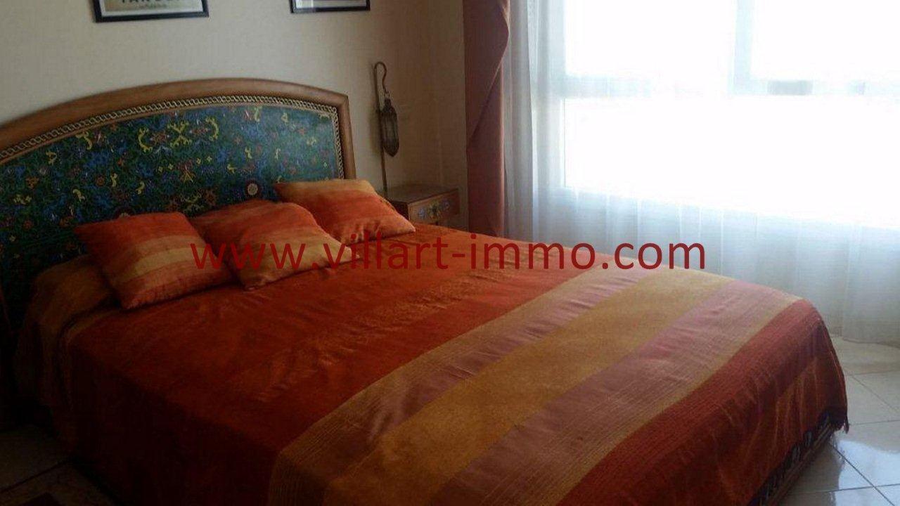 6-Vente-Appartement-Tanger-Centre Ville-Chambre à Coucher-VA559-Villart Immo