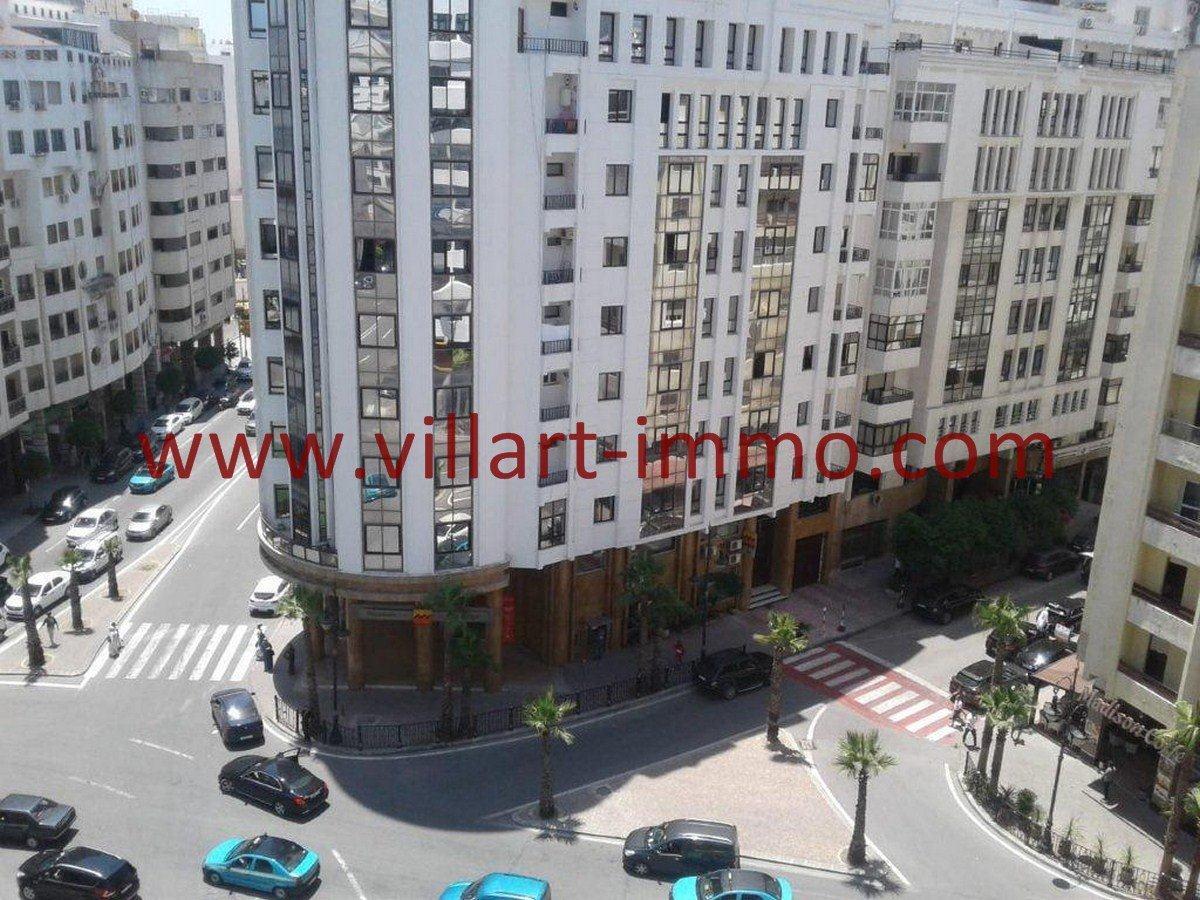 6-Vente-Appartement-Tanger-Centre-Vue -VA558-Villart Immo