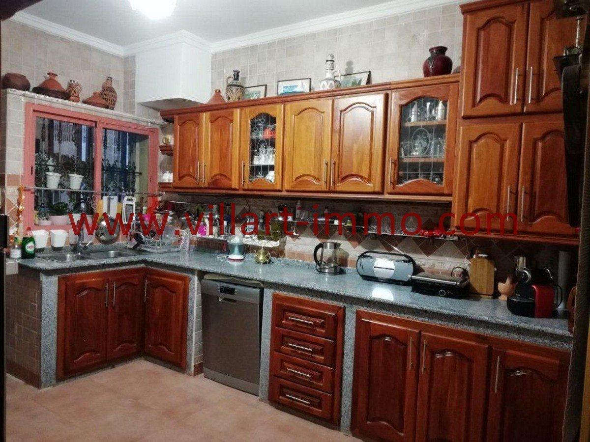 6-Vente-Appartement-Tanger-Centre ville-Cuisine-VA556-Villart Immo
