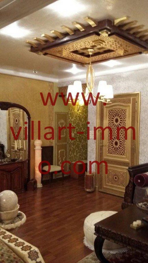 6-Vente-Appartement-Tanger- entrée-VA560-Villart Immo