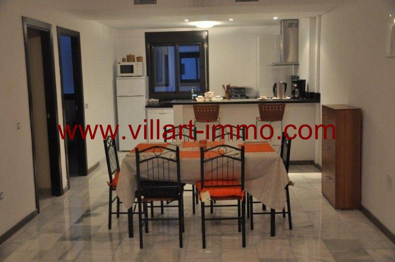 2-Vente-Appartement-Tanger-Salon 2-VA563-Villart Immo