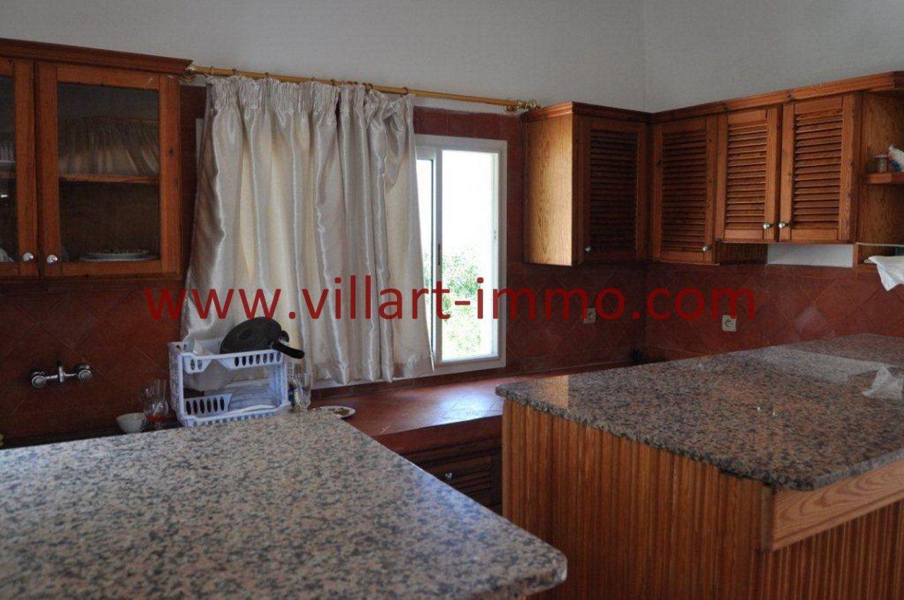 11-Vente-Villa-Tanger-Playa blanca-Cuisne -VV551-Villart Immo