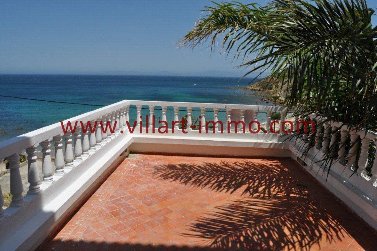 14-Vente-Villa-Tanger-Playa blanca-terasse 2-VV551-Villart Immo