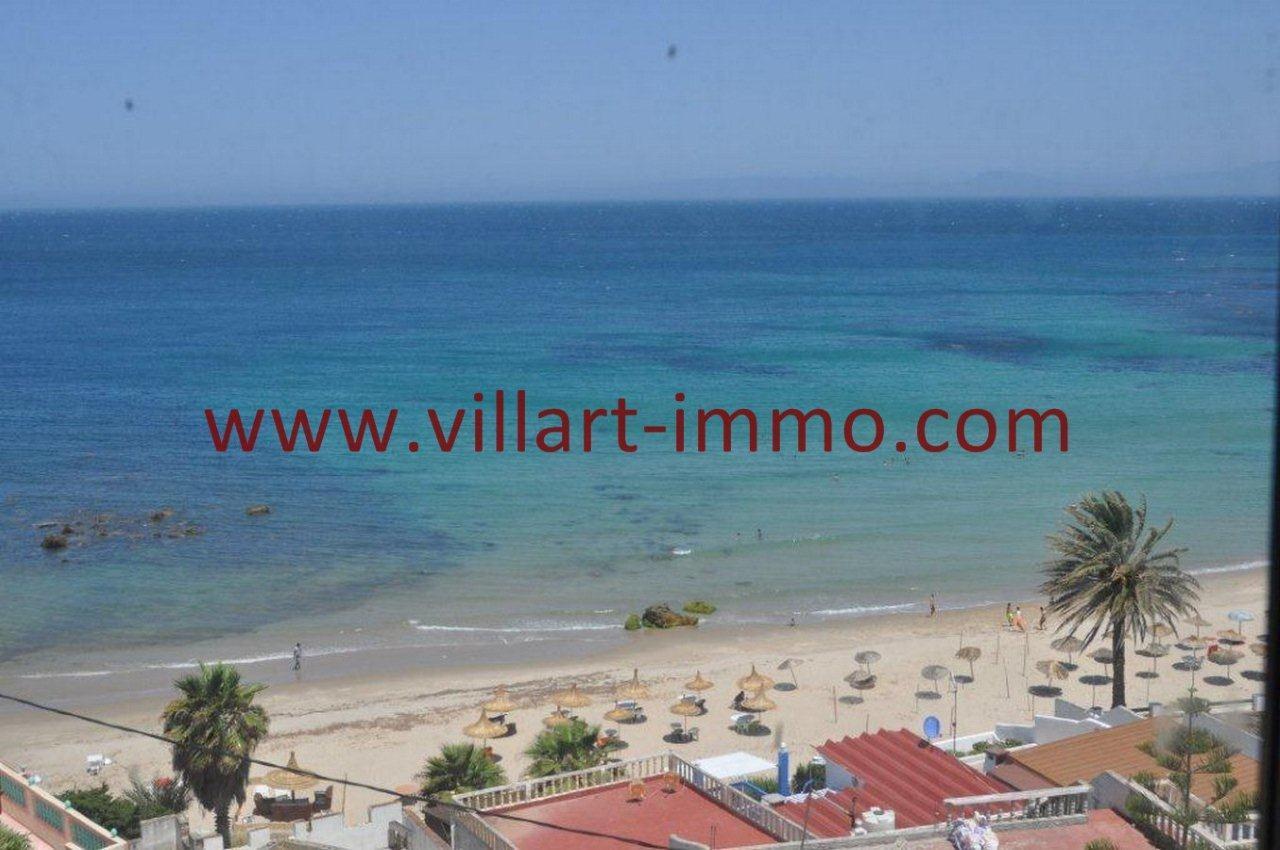 15-Vente-Villa-Tanger-Playa blanca-Vue -VV551-Villart Immo
