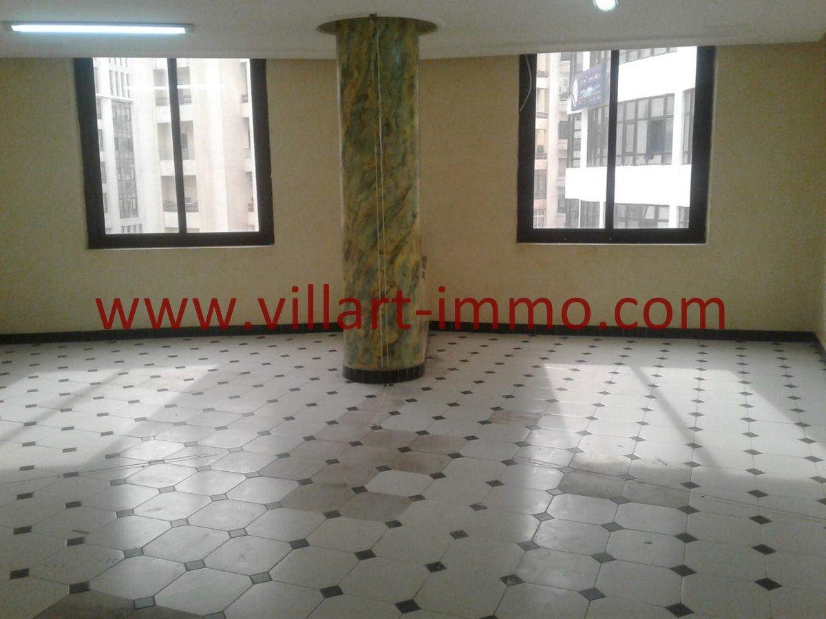 2-Vente-Appartement-Tanger-Centre-Salon -VA567-Villart Immo