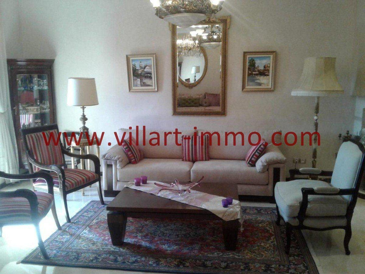 3-Vente-Appartement-Tanger-Boubana-VA564-Salon 2-Villart Immo
