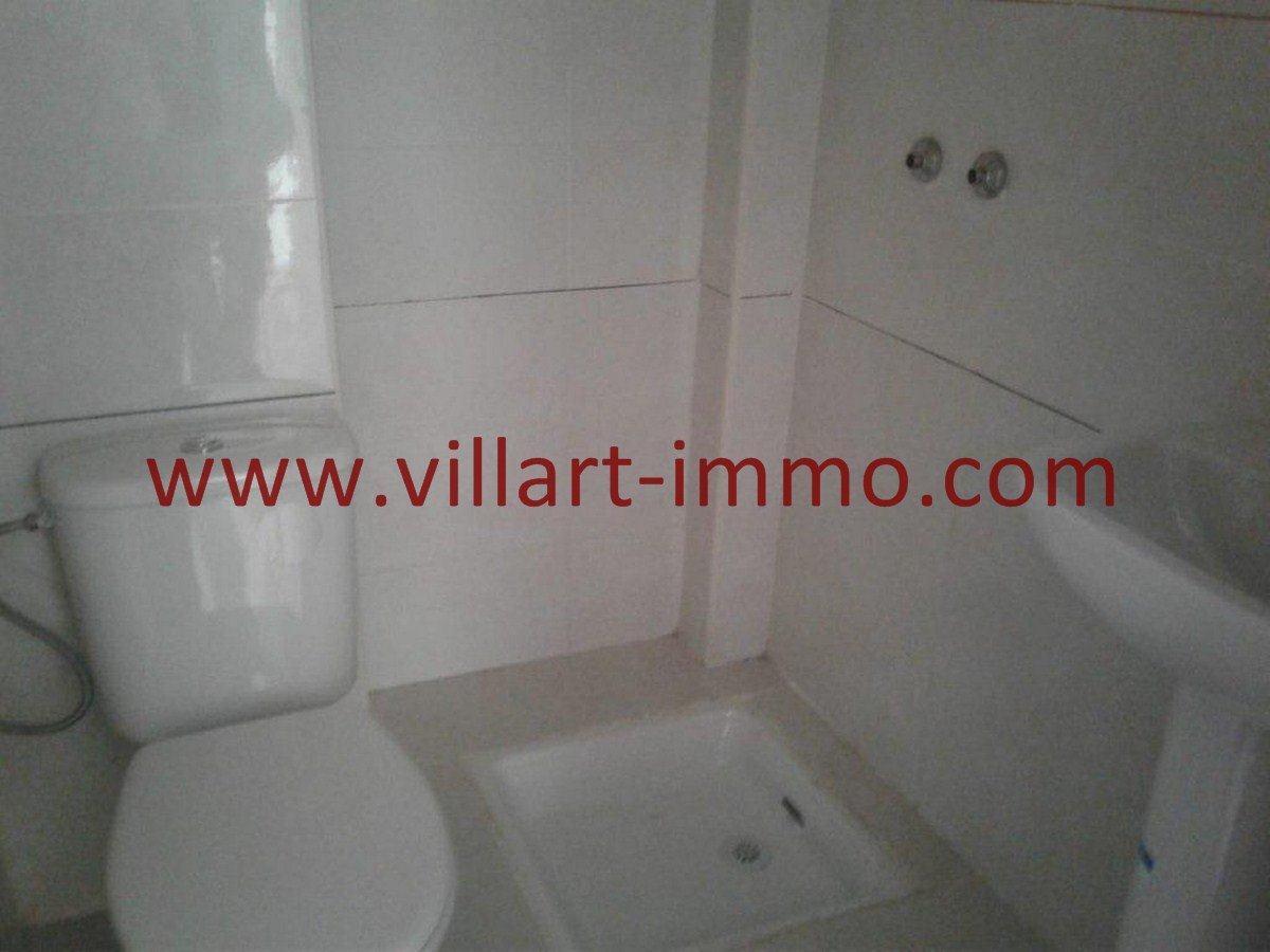 5-Vente-Appartement-Tanger-Salle de bain-VA565-Villart Immo