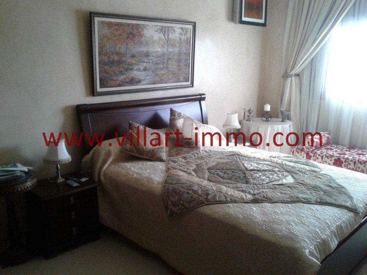 6-Vente-Appartement-Tanger-Boubana-VA564-Chambre à Coucher -Villart Immo