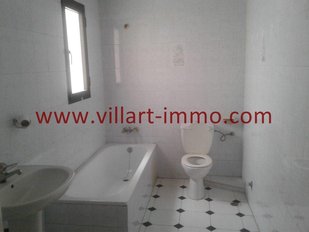 6-Vente-Appartement-Tanger-Centre-Salle de bain -VA567-Villart Immo