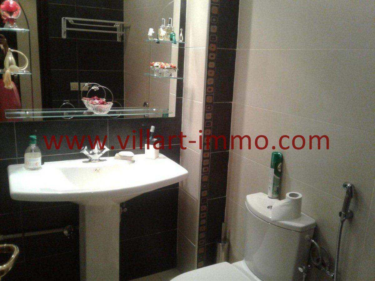 7-Vente-Appartement-Tanger-Boubana-VA564-Salle de bain -Villart Immo