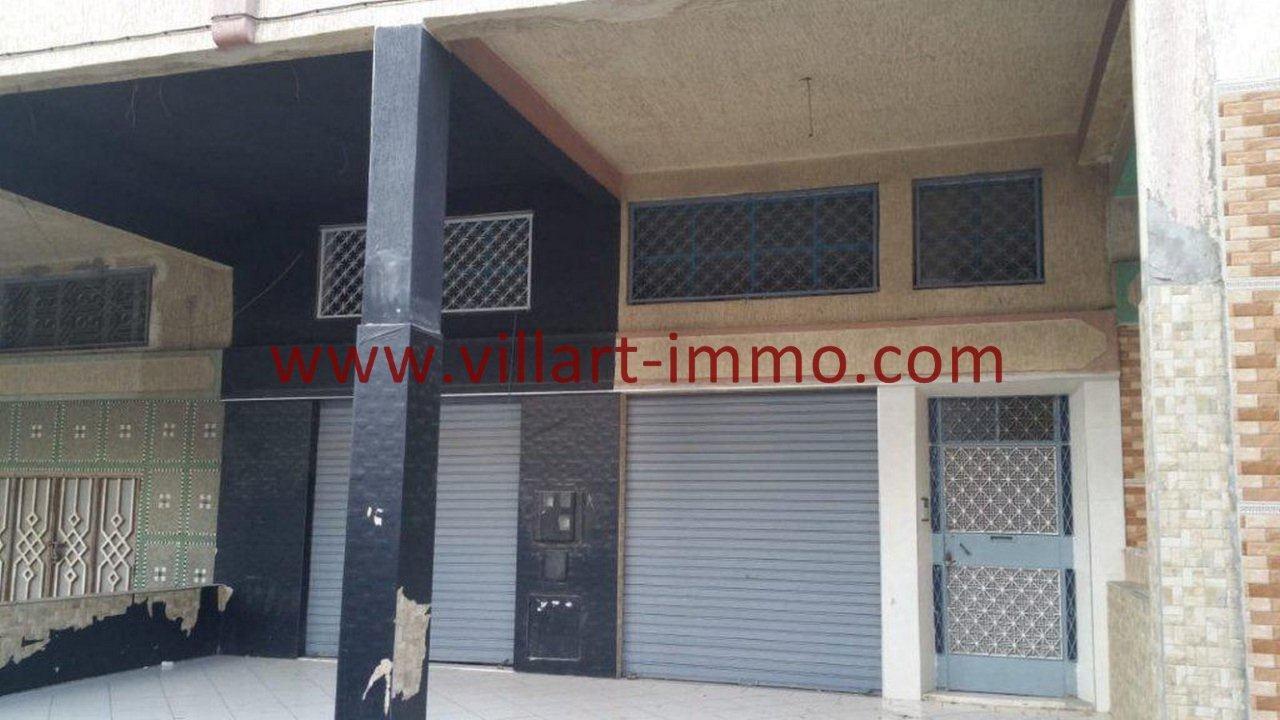 1-Vente-Maison-Tanger-Branes façade-VM567-Villart Immo