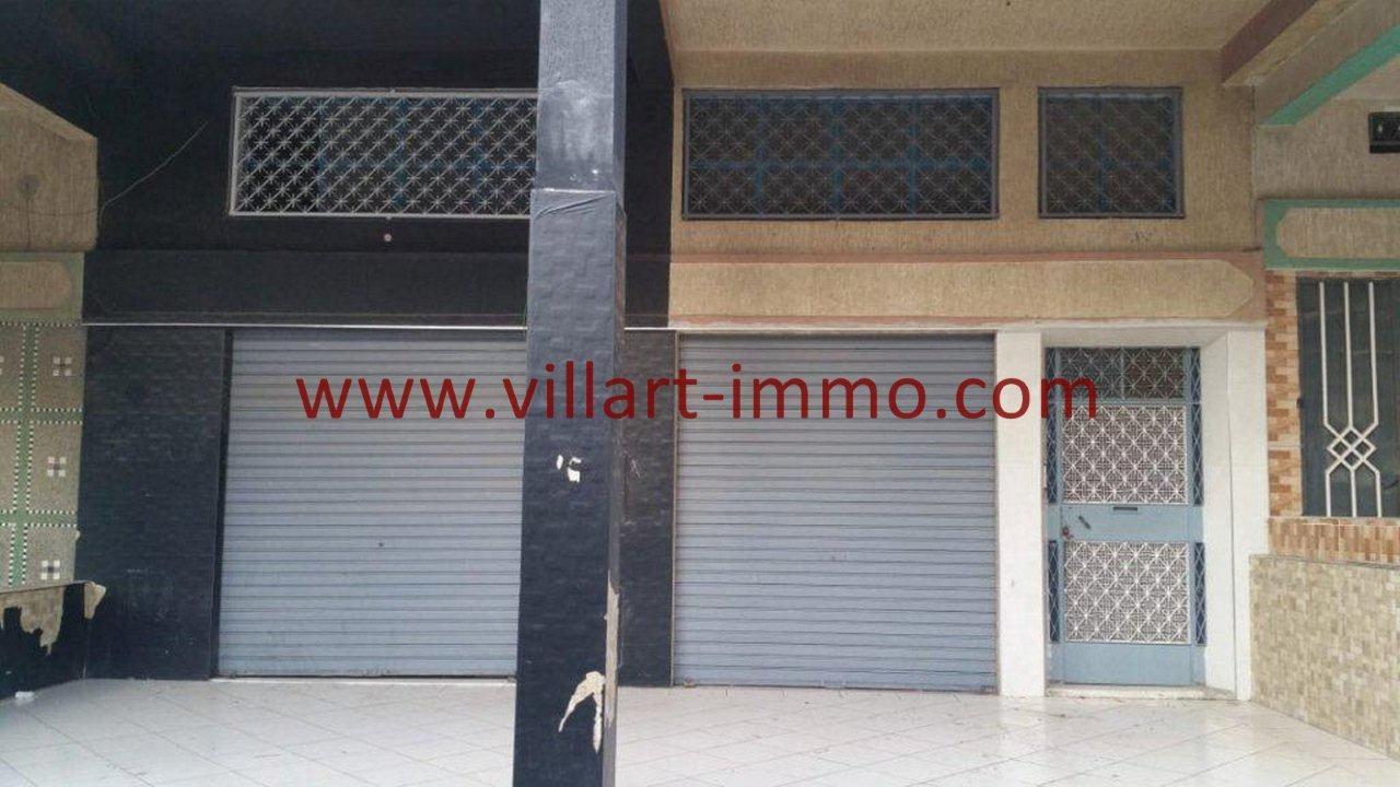 2-Vente-Maison-Tanger-Branes façade 2-VM567-Villart Immo