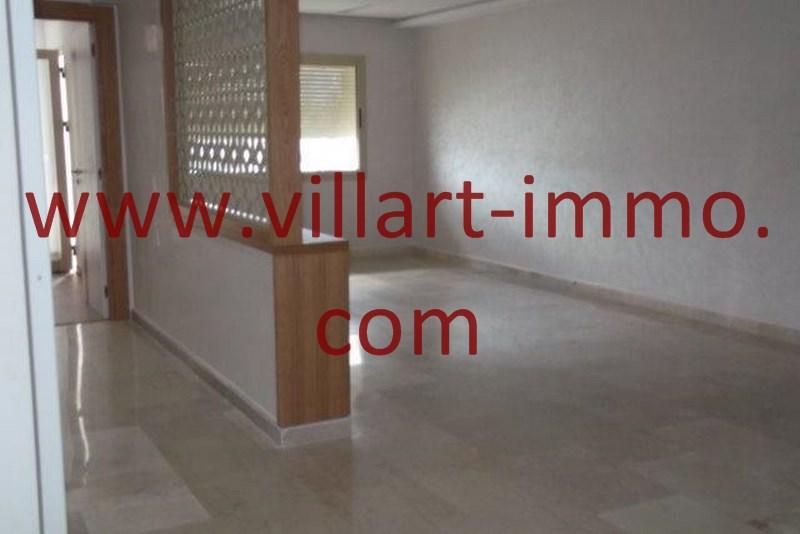 3-A louer-Appart-non meublé-Tanger-Salle à manger-L1103-Villart immo
