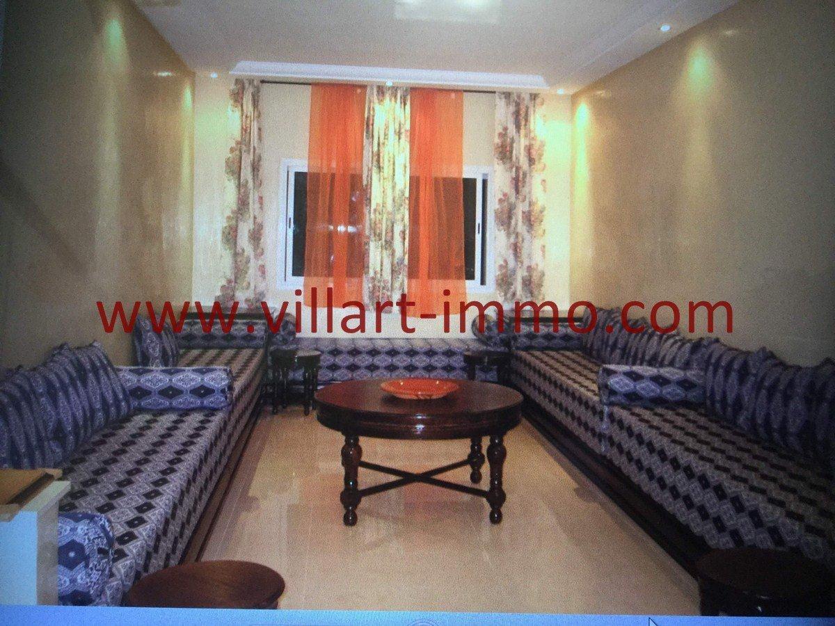 1-Vente-Appartement-Mohammédia-Salon-VA570-Villart Immo