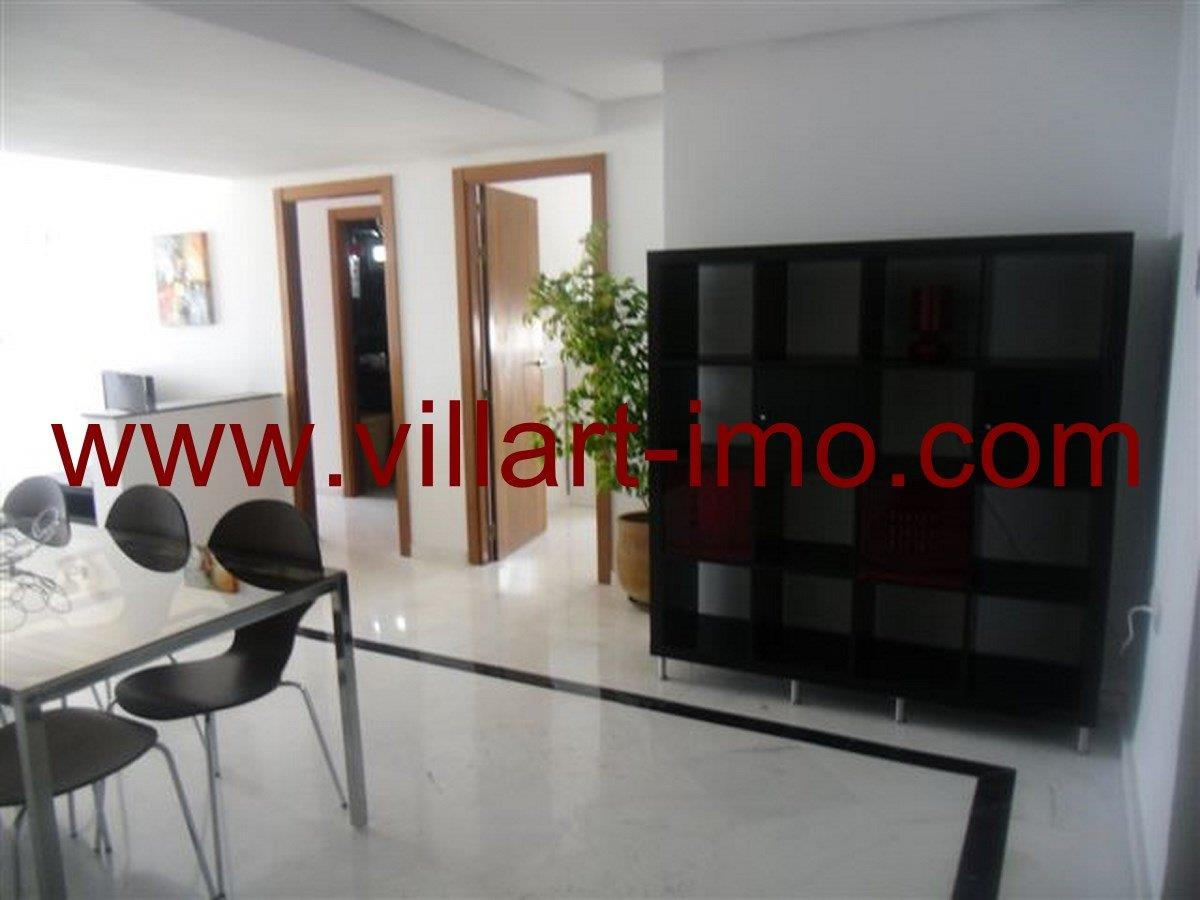 1-Vente-Appartement-Tanger-Salon 1-VA573-Villart Immo