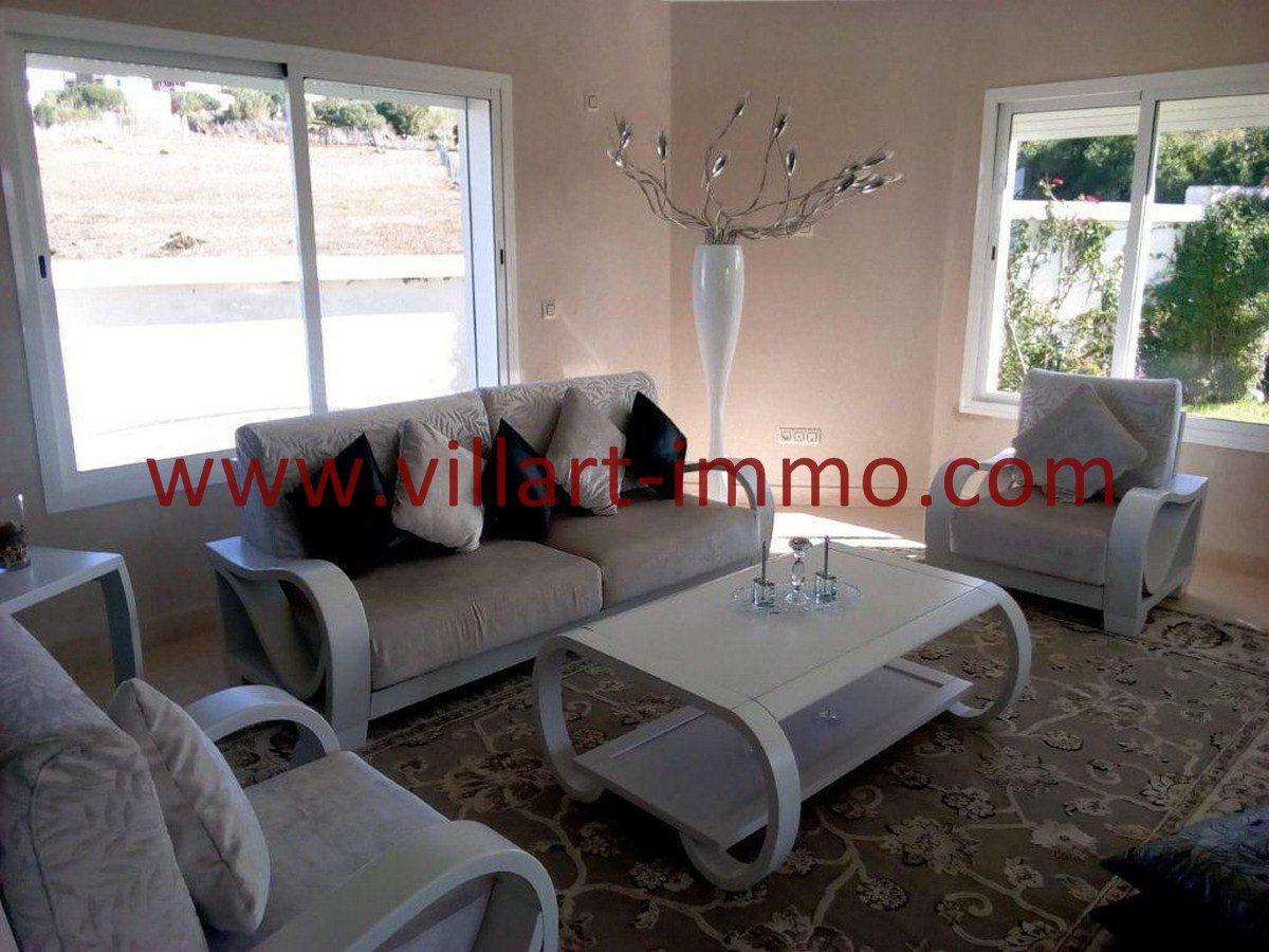3-Vente-Villa-Tanger-Salon 2-VV571-Villart Immo