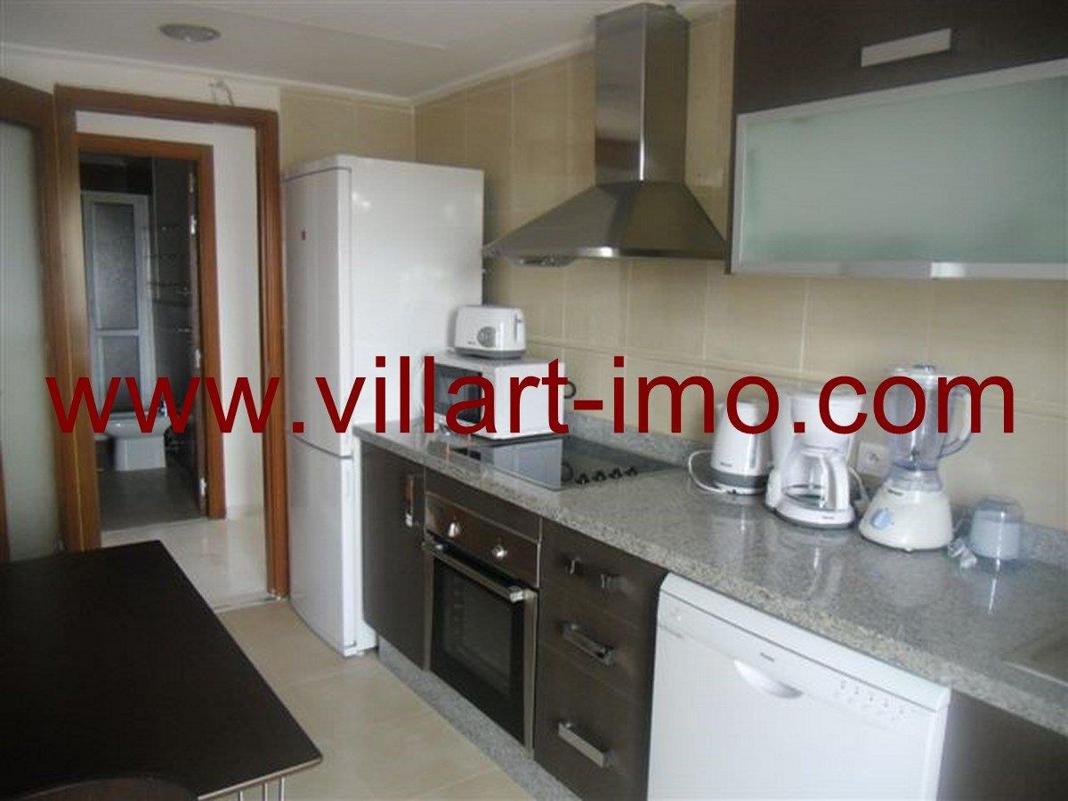 8-Vente-Appartement-Tanger-Cuisine -VA573-Villart Immo
