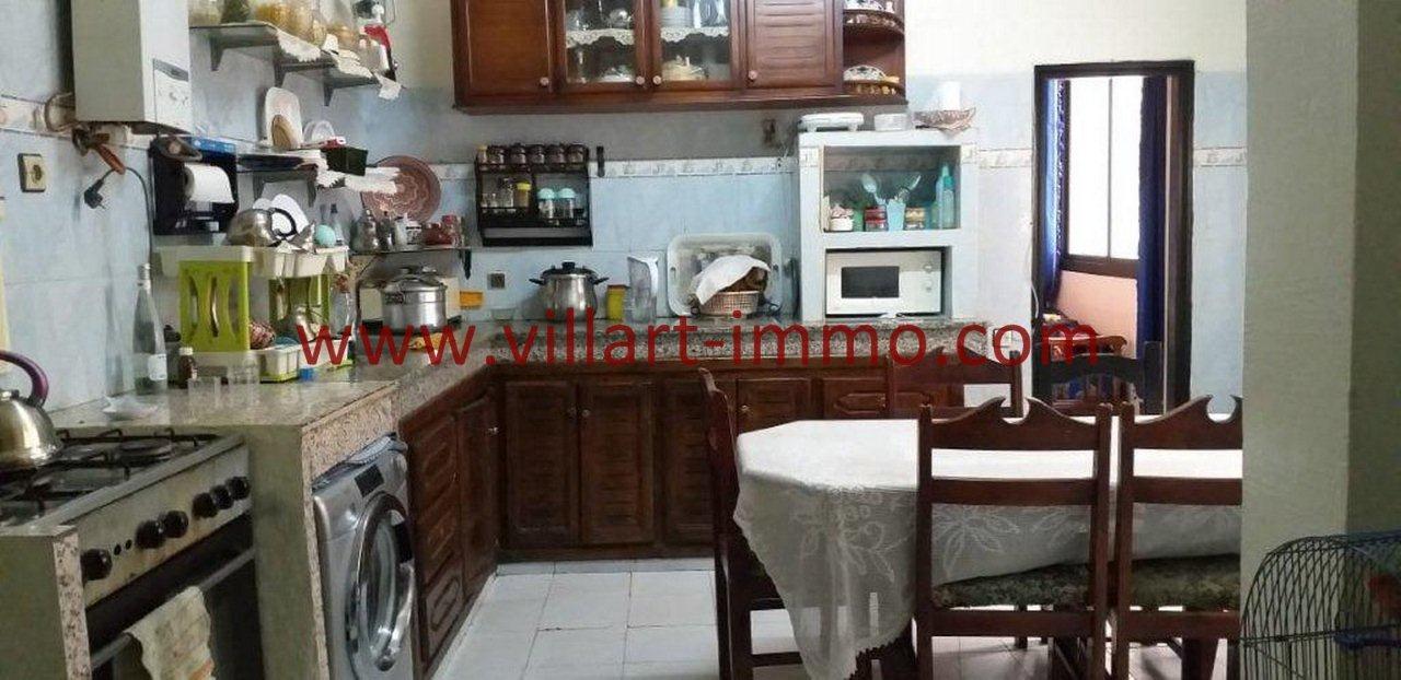 5-Vente-Appartement-Tanger-Centre-Cuisine -VA580-Villart Immo