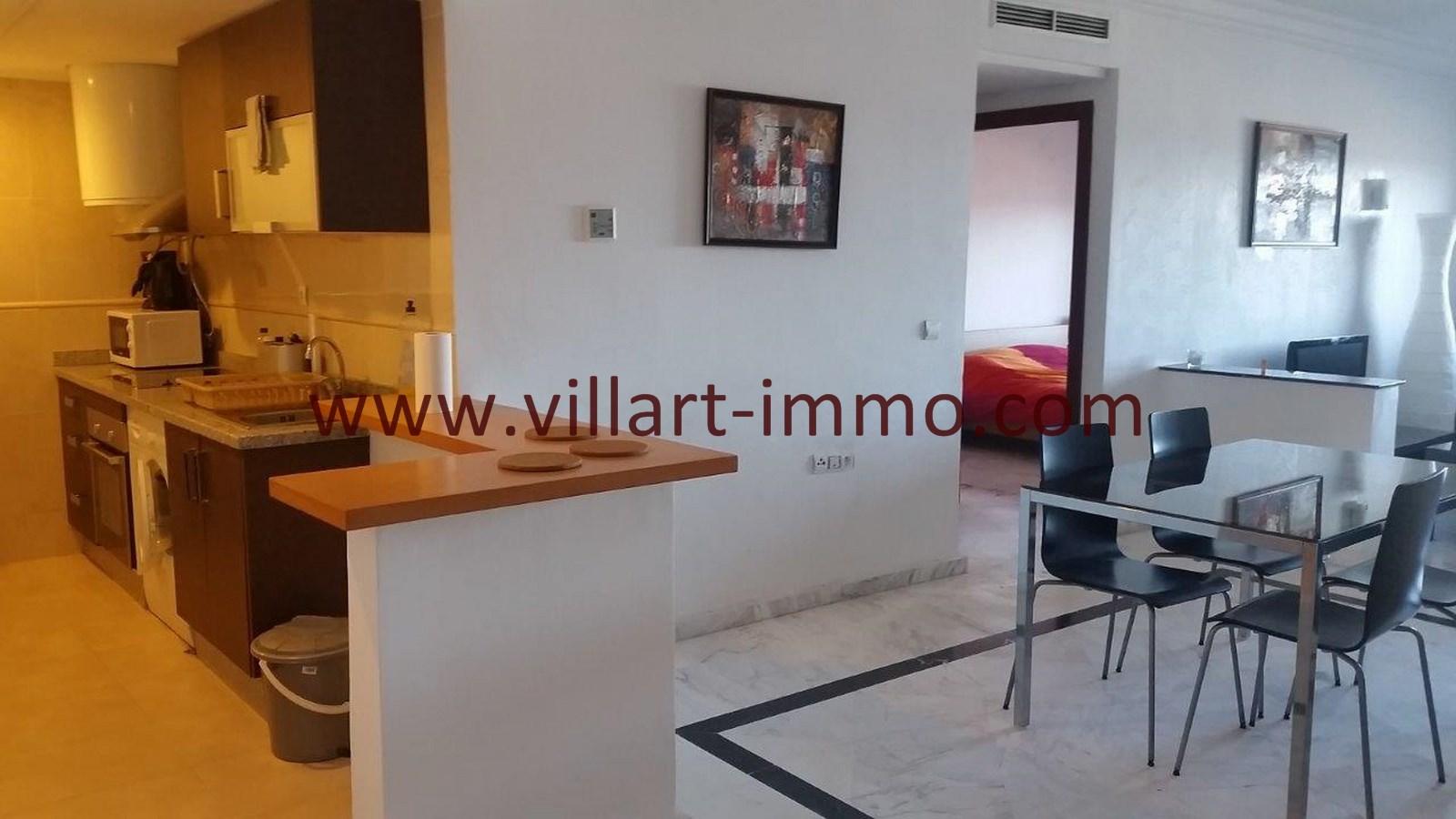 6-Vente-Appartement-Tanger-Centre-De-Ville-Cuisine 1-VA576-Villart Immo