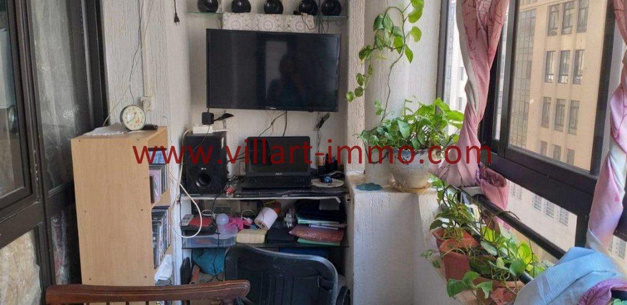 6-Vente-Appartement-Tanger-Centre -VA580-Villart Immo