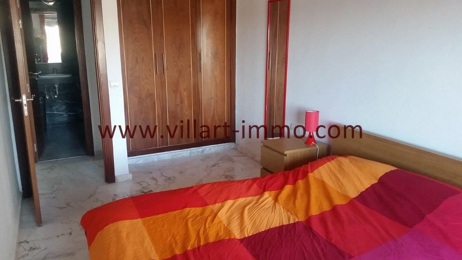 7-Vente-Appartement-Tanger-Centre-De-Ville-Chambre à coucher-VA576-Villart Immo