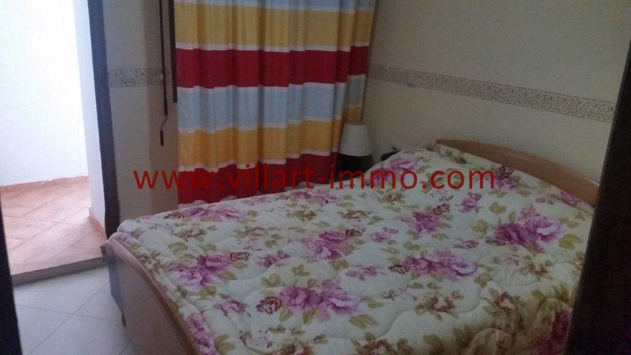 4-Vente-Appartement-Tanger-Chambre à coucher 2-VA582-Villart Immo