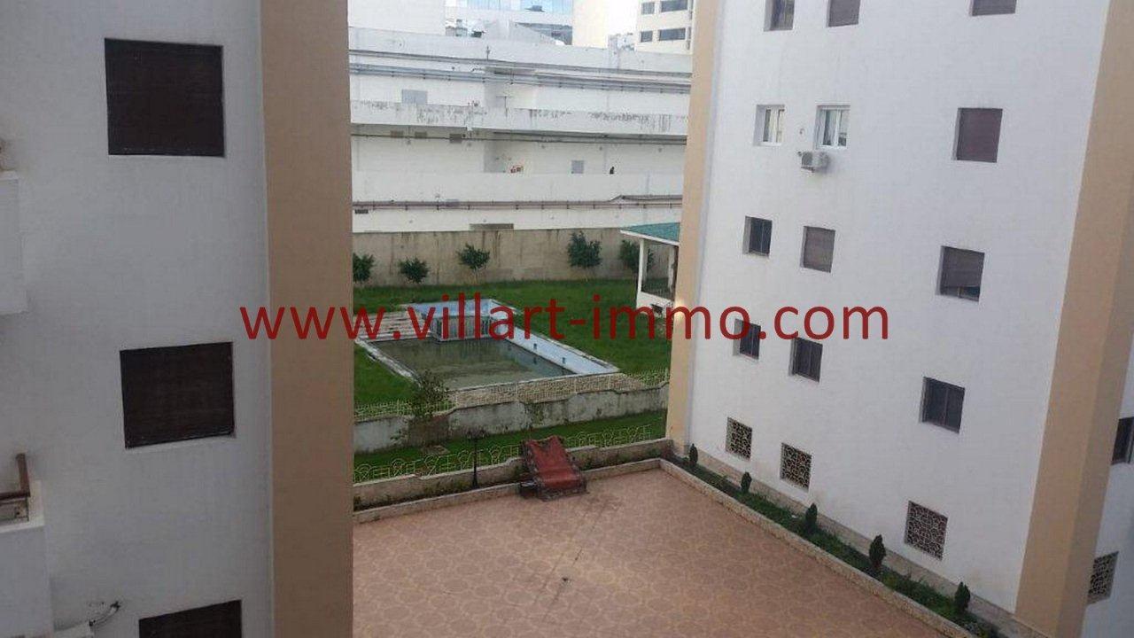 8-Vente-Appartement-Tanger-Terrasse -VA582-Villart Immo